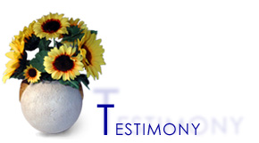 client testimonies regarding our property management services